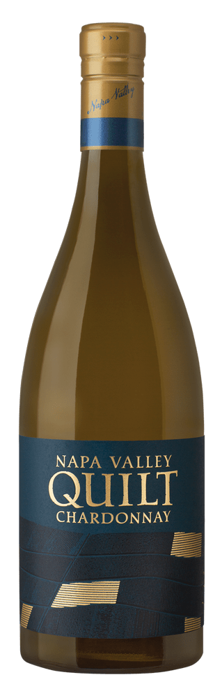 Napa Valley Quilt Chardonnay White Wine