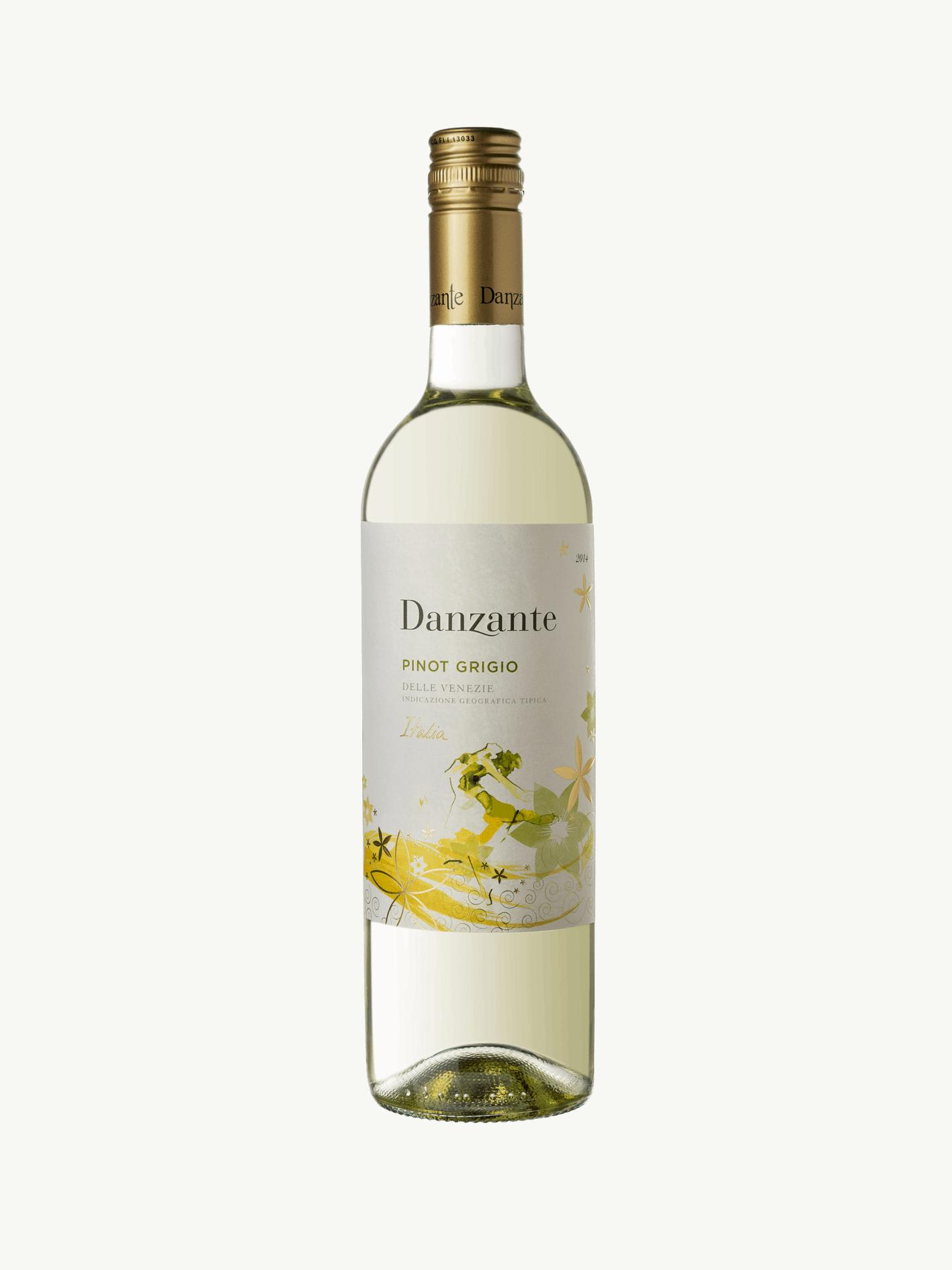 Danzante Pinot White Wine