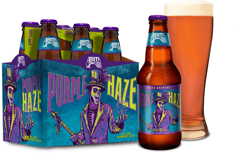 Purple Haze Lager