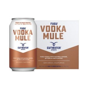 Cutwater Vodka mule